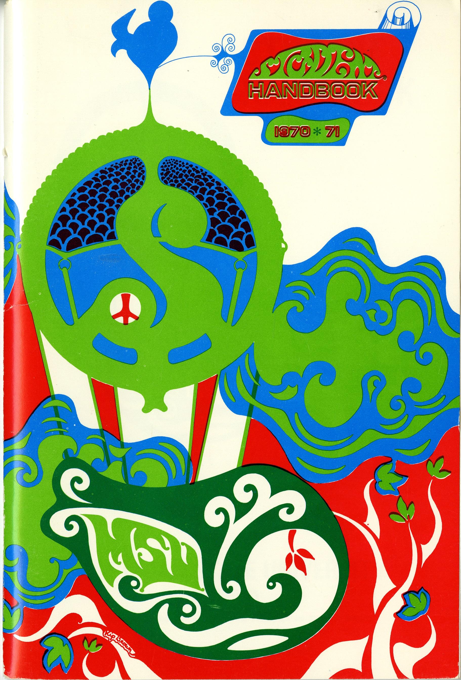 Student Handbooks, 1970-1979