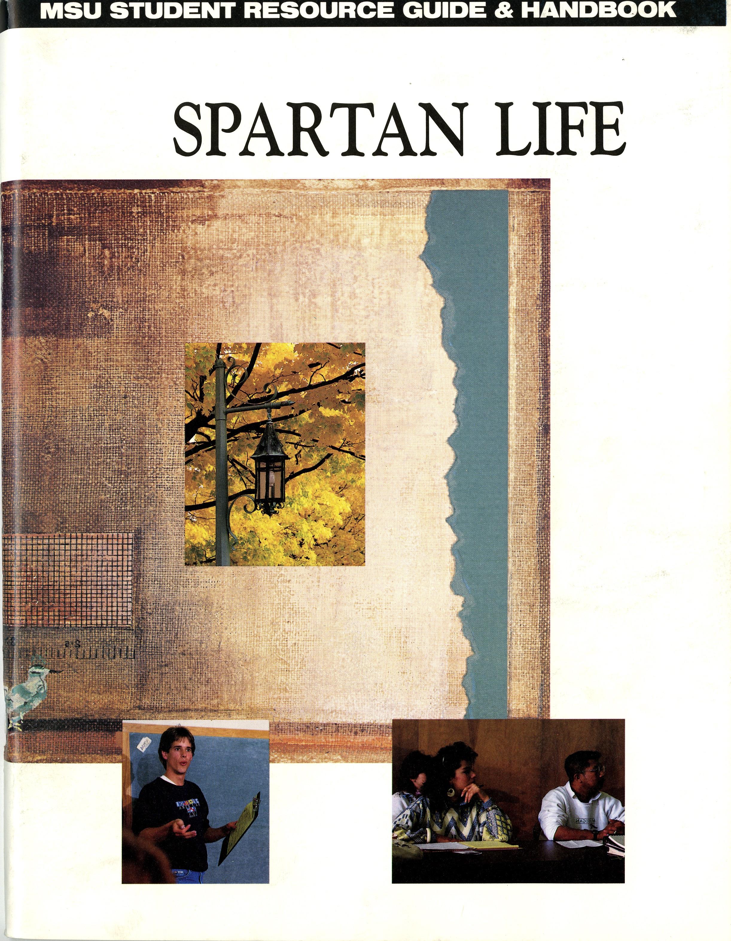 Student Handbooks, 1990-1999