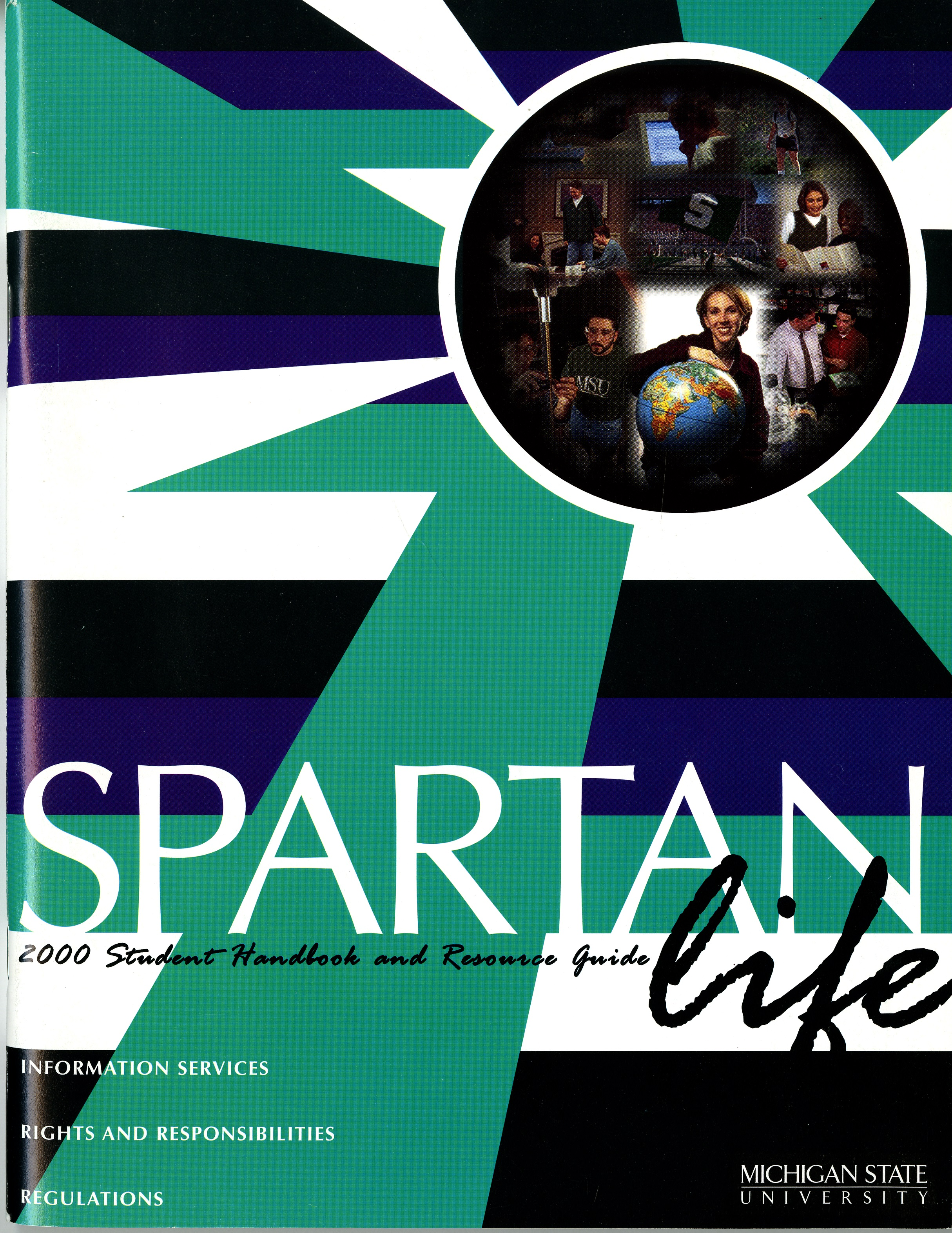Student Handbooks, 2000-2009