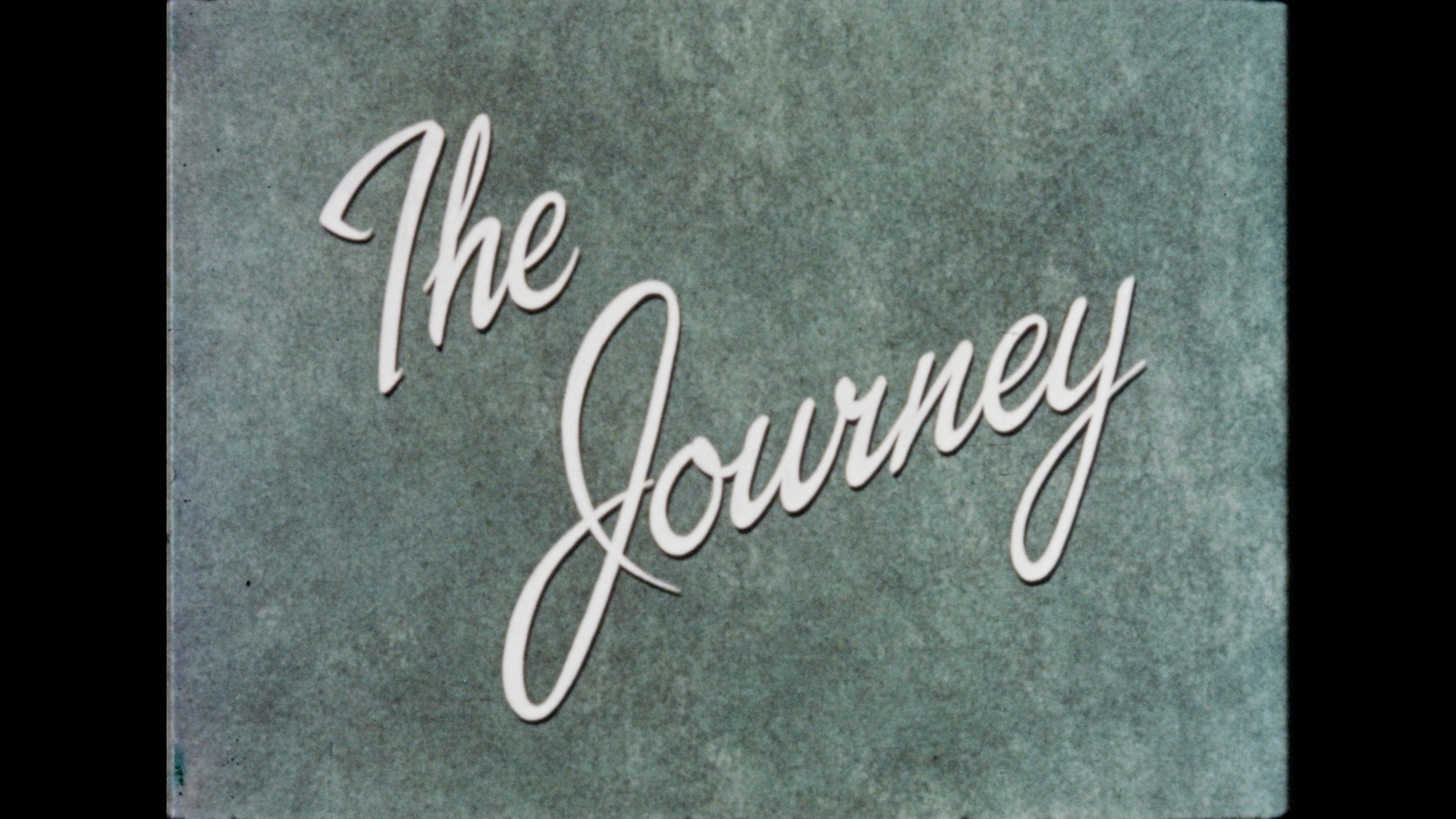 The Journey, 1956