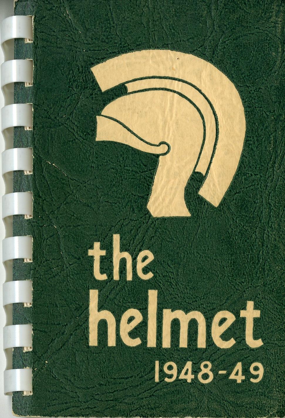 Student Handbook, 1948-1949