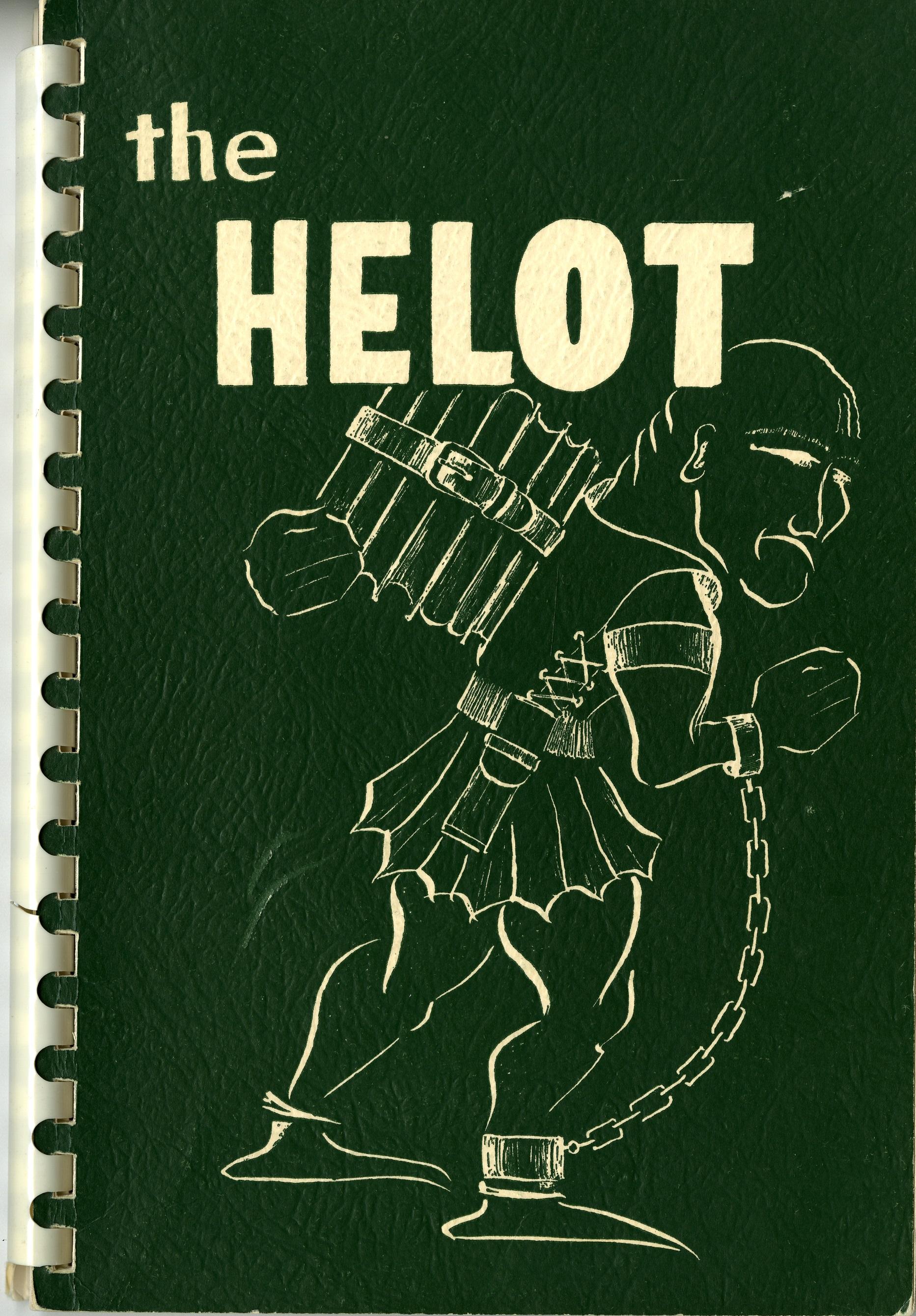 Student Handbook, 1953