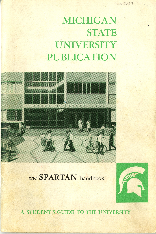 Student Handbook, 1963