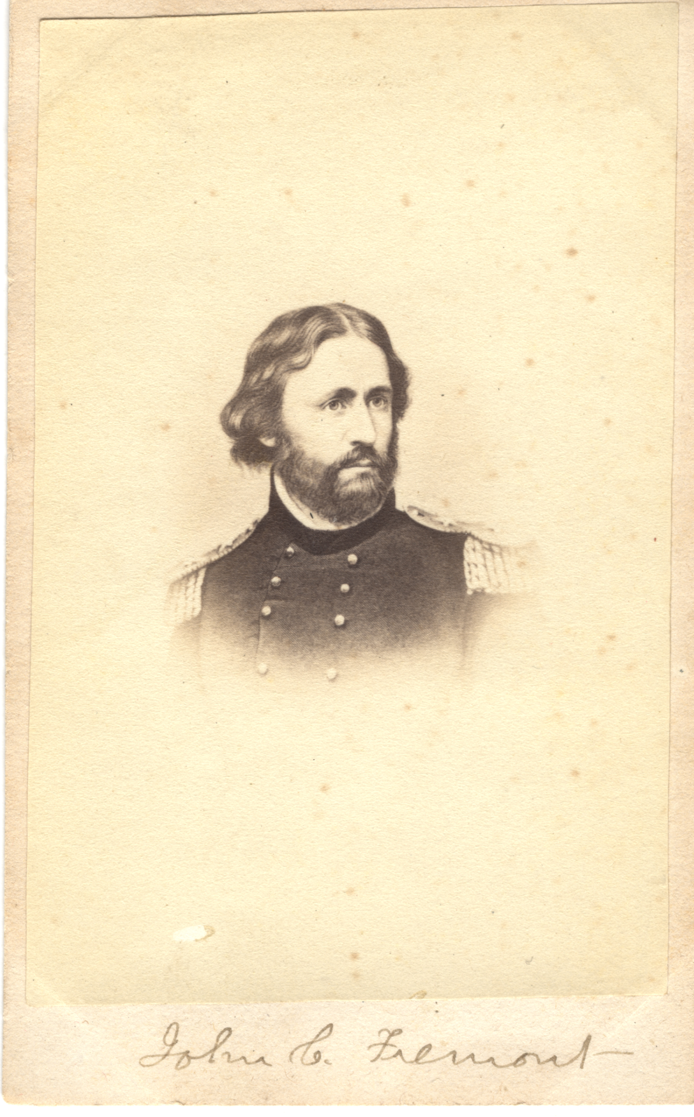 John C. Fremont, circa 1860s