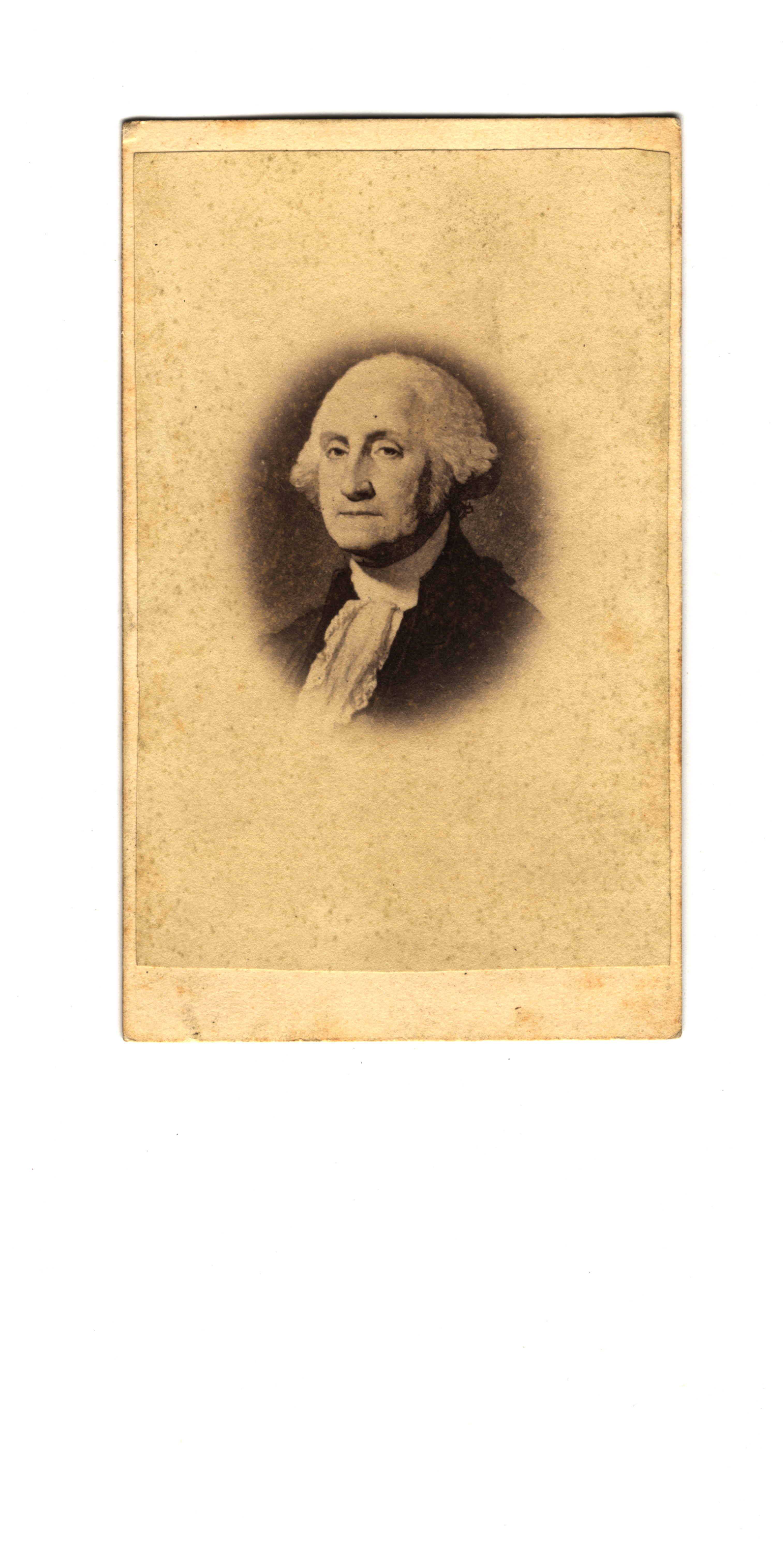 George Washington, circa 1860s
