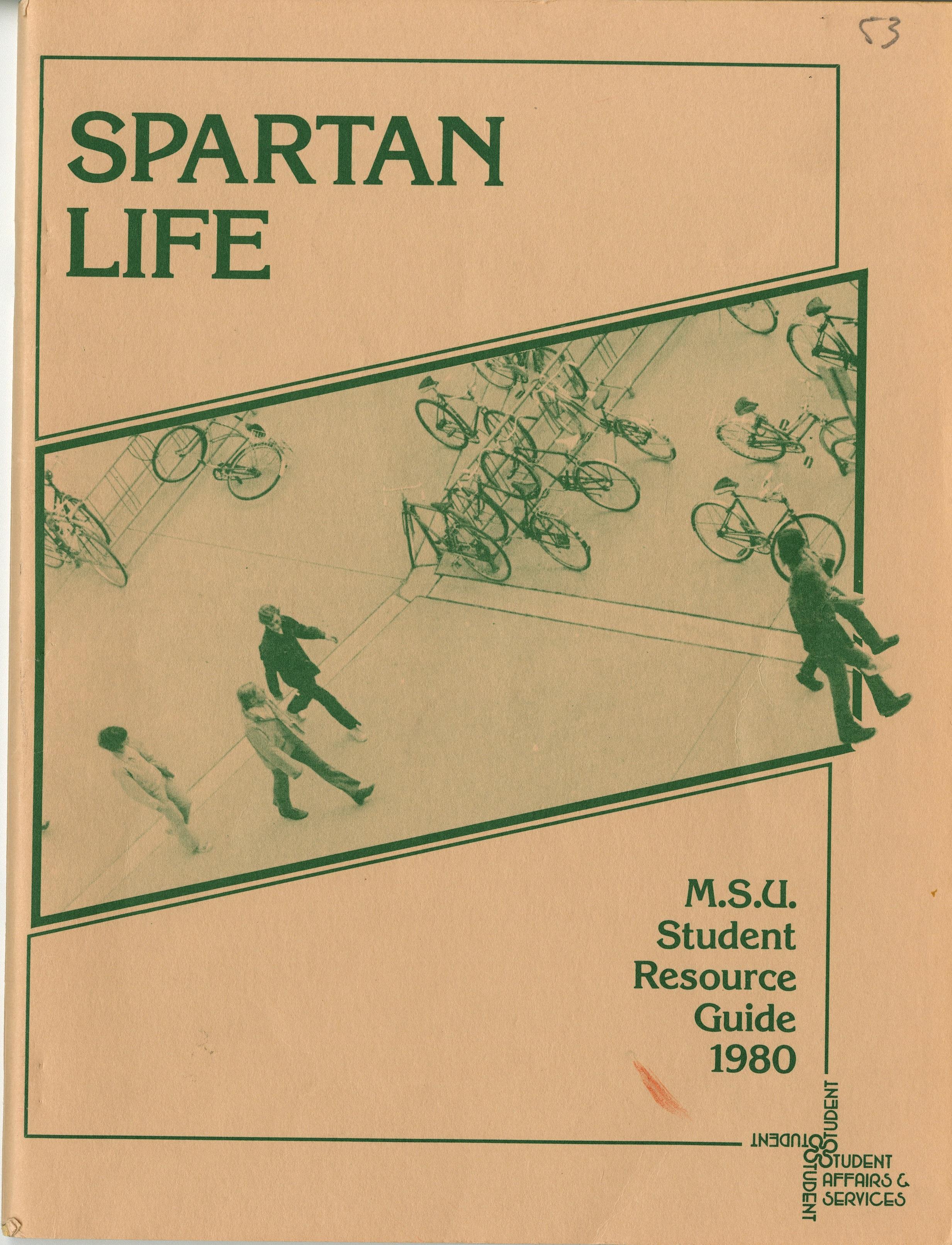 Student Handbook, 1980