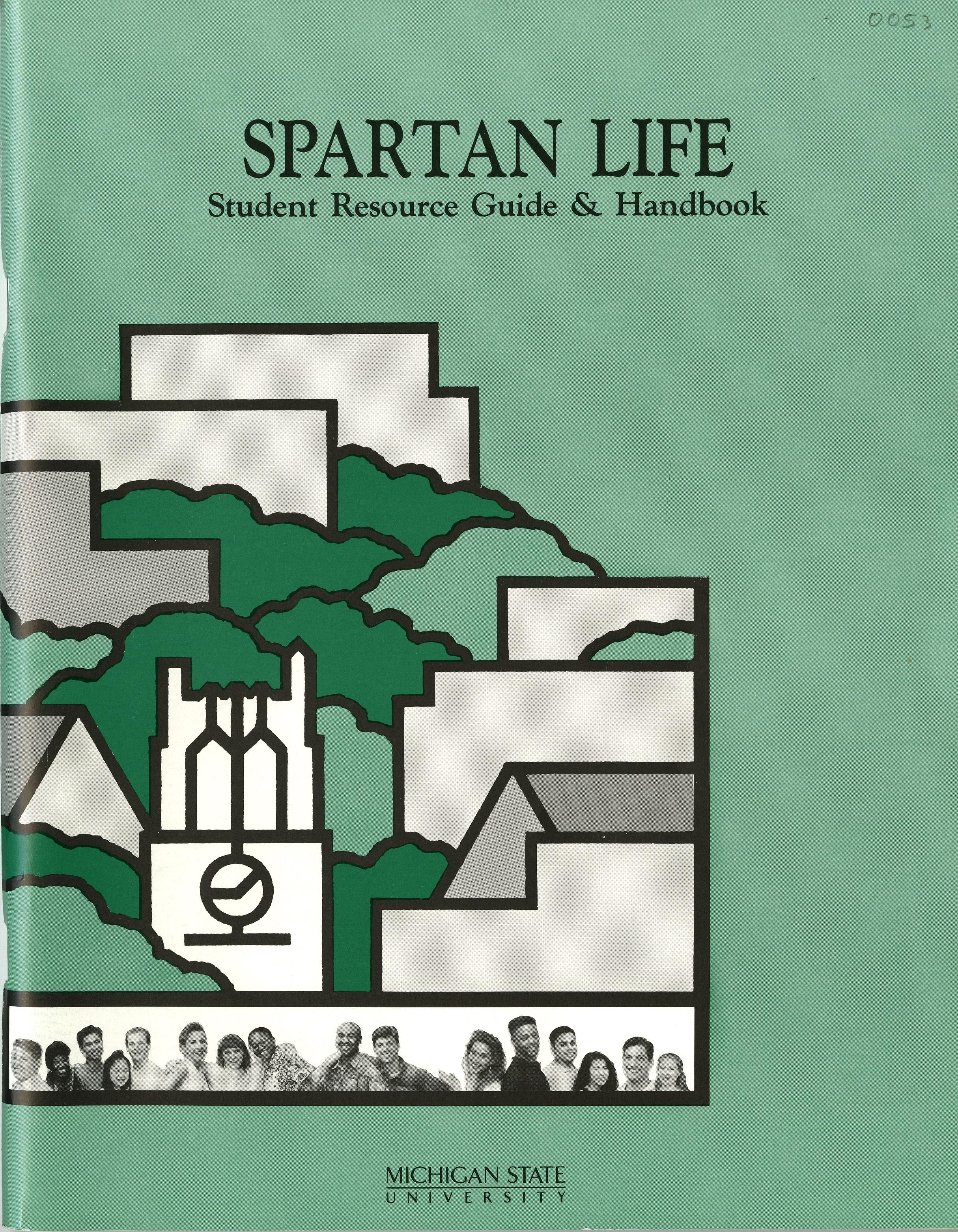 Student Handbook, 1994