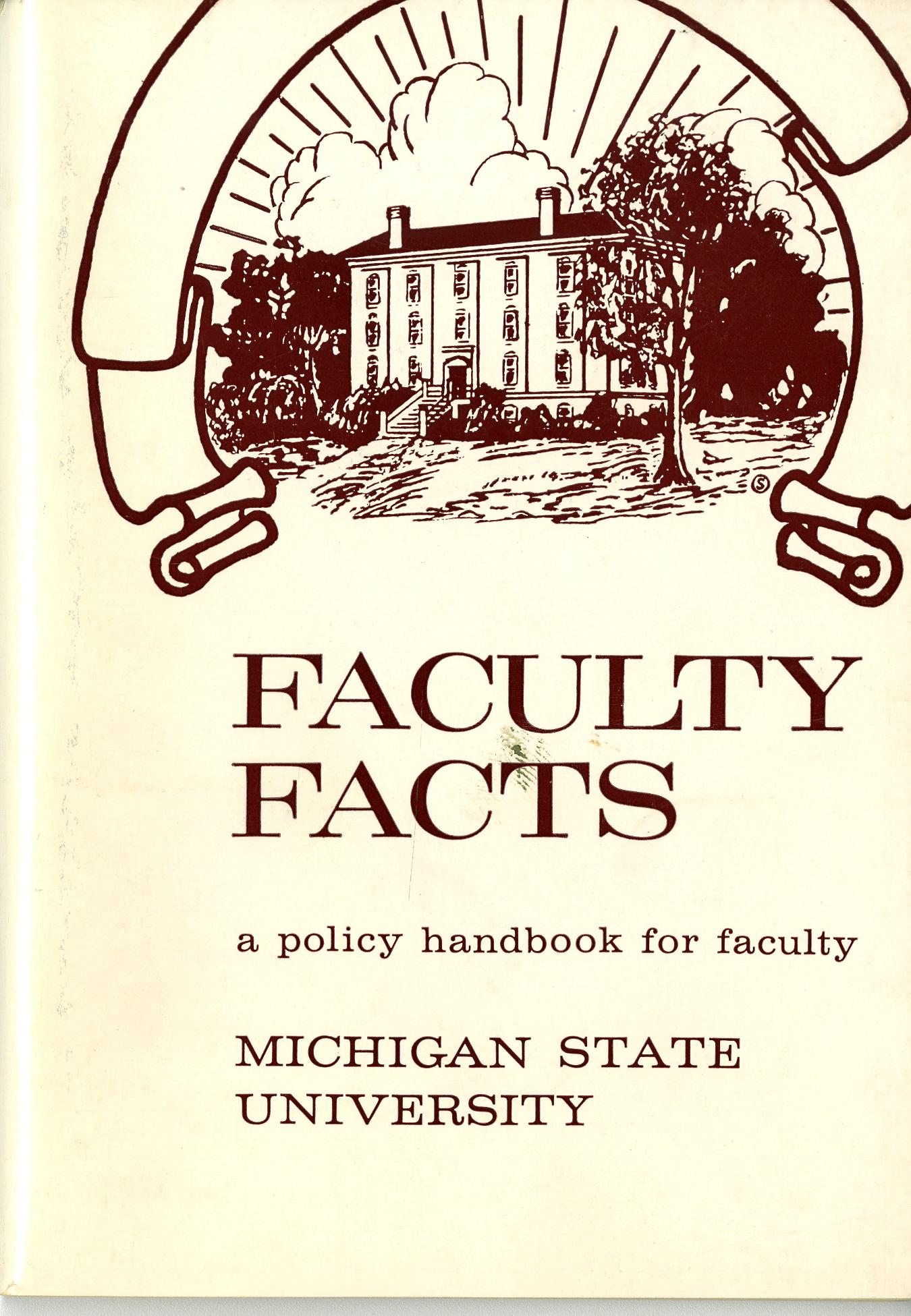 Faculty Handbooks