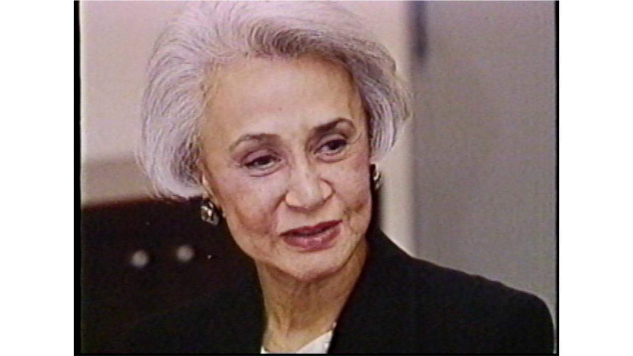 Dolores Wharton Retirement from Gannett Board: A Profile, 1998