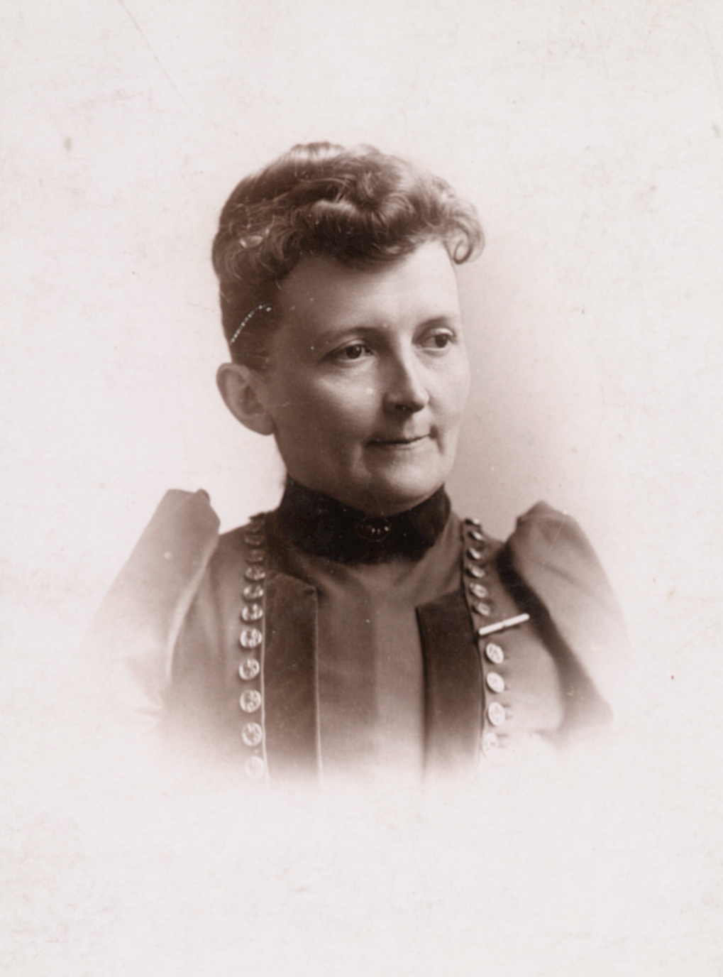 Ella M. Gale Kedzie, undated