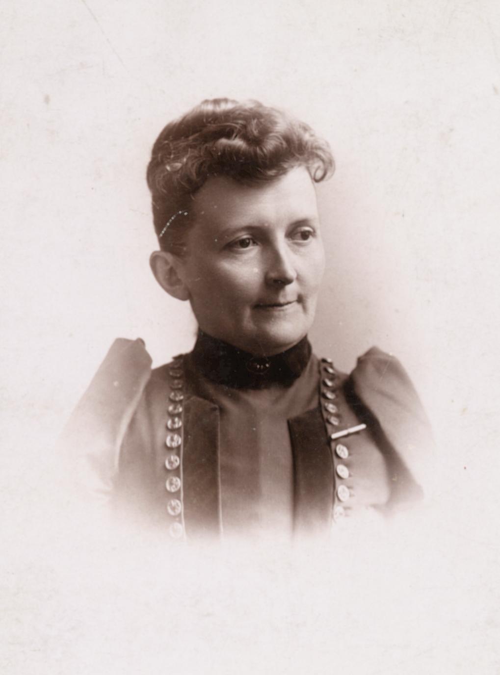 Ella M. Gale Kedzie, undated