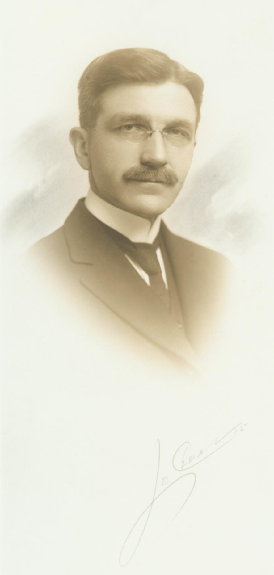 Louis C. Plant, 1913