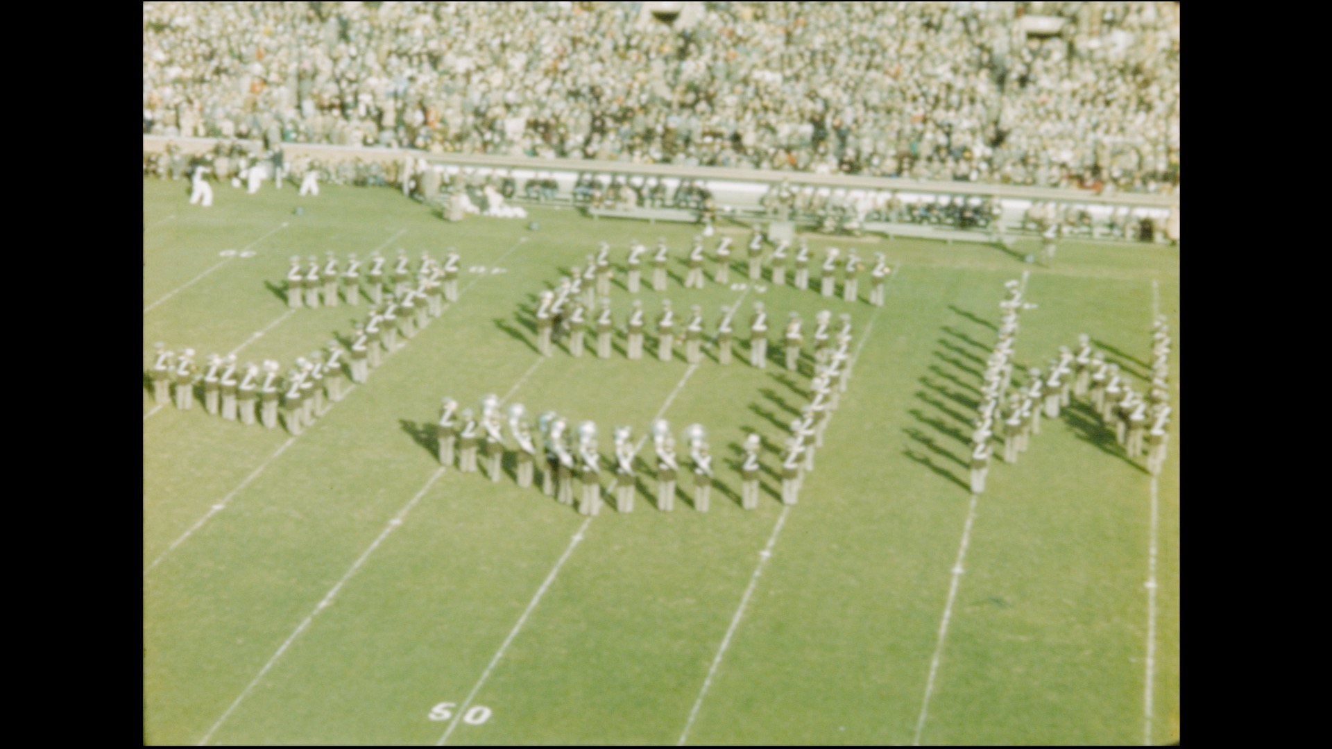 MSC Marching Band, 1948
