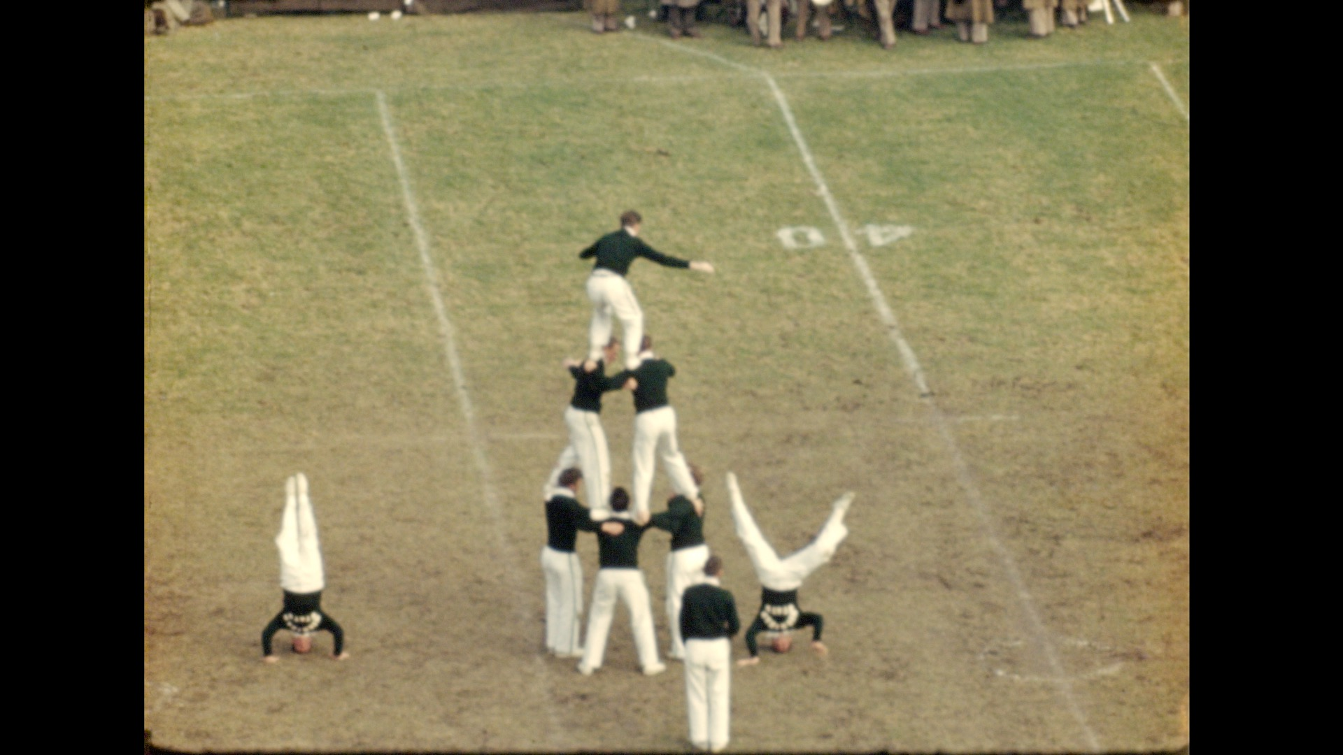 MSC Marching Band, 1949 (part 2 of 2)