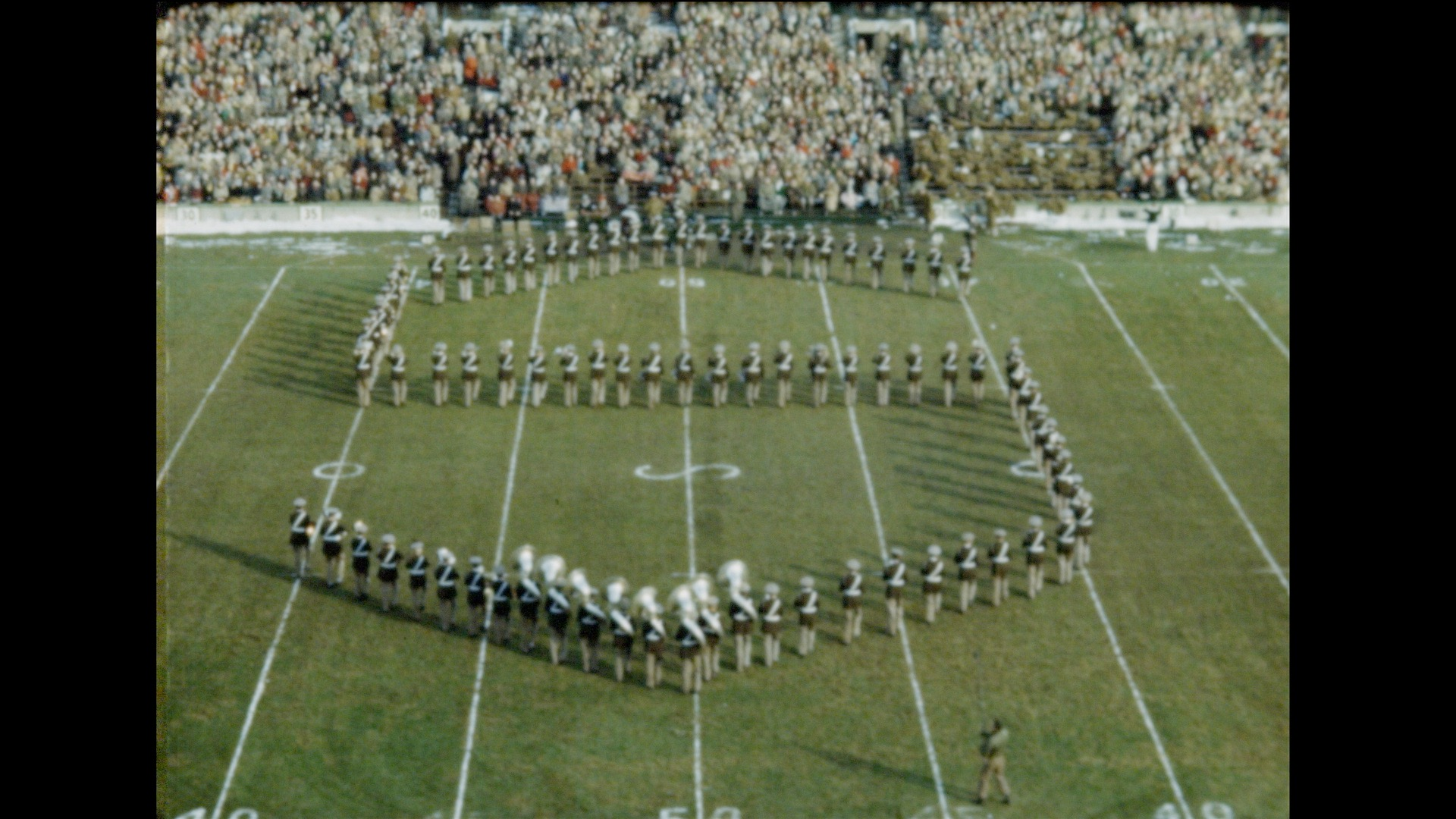 MSC Marching Band, 1950 (part 2 of 2)
