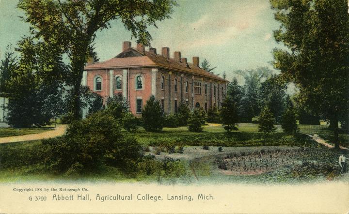 Abbot Hall (1), 1904