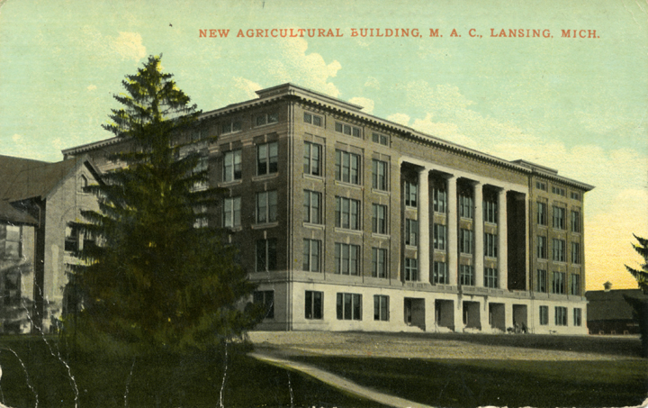 Agriculture Hall