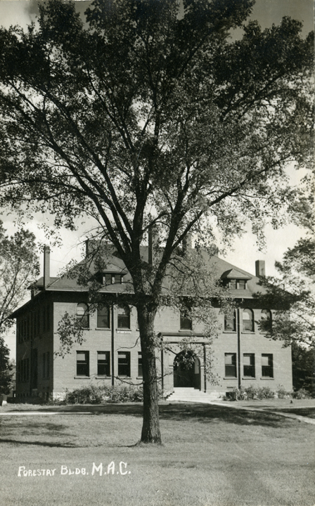 Forestry Building (Chittenden Hall)
