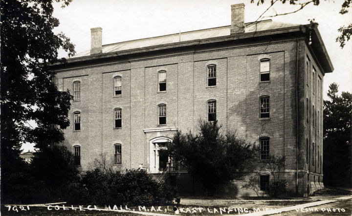 College Hall, undated