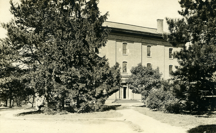 College Hall, 1913