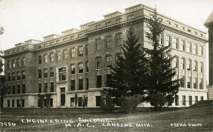 Engineering Building, undated [circa 1906-1916]