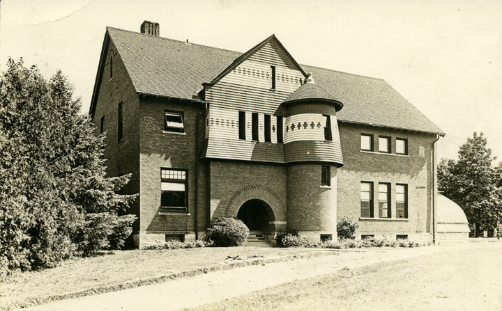 Horticultural Building (Eustace Hall)