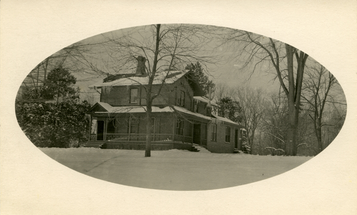 House on Faculty Row