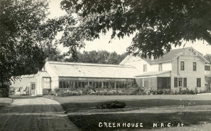 M.A.C. Greenhouse