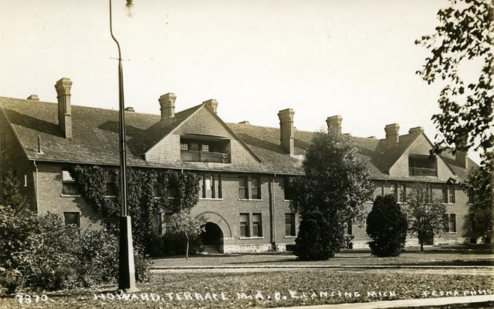 Howard Terrace, ca. 1911