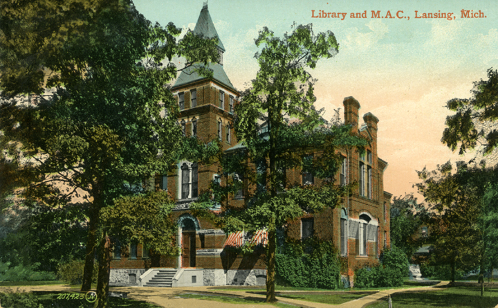 M.A.C. Library (Linton Hall)