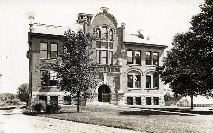 Bacteriology Laboratory (Marshall Hall)