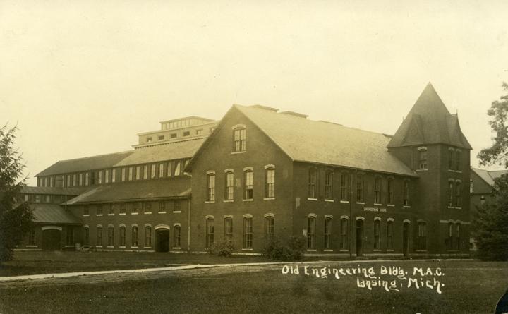 Mechanical Laboratory, ca. 1918