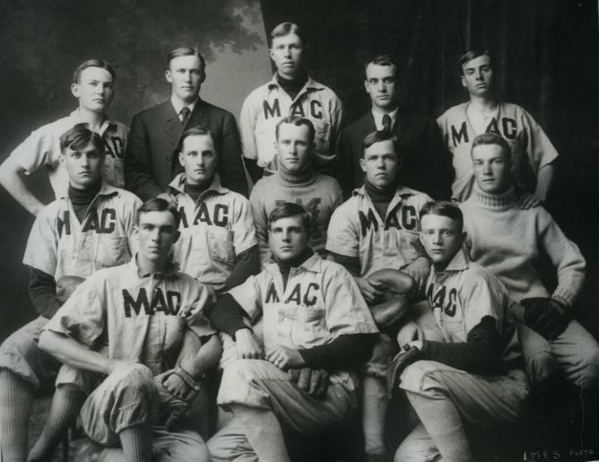 B. M.A.C. Baseball Team