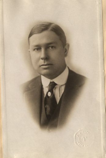 F. Photograph of Forest Akers