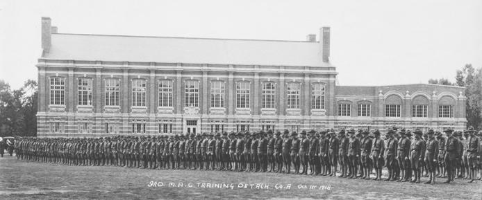 3rd M.A.C. Training Detachment, Company A, 1918