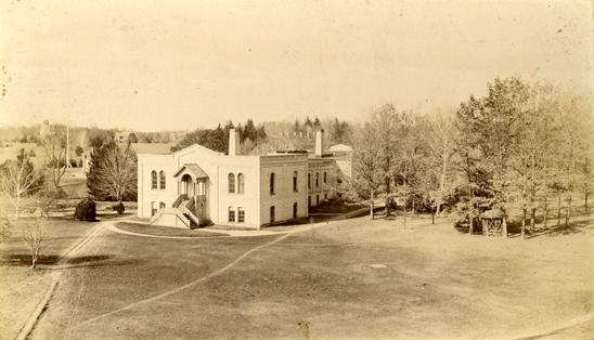 Chemical Laboratory, 1888