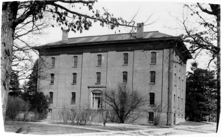 College Hall, undated