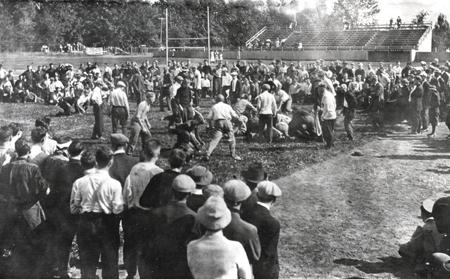 Class rivalry, 1912