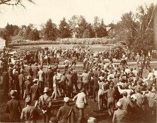 Tug of War, circa 1900-1901