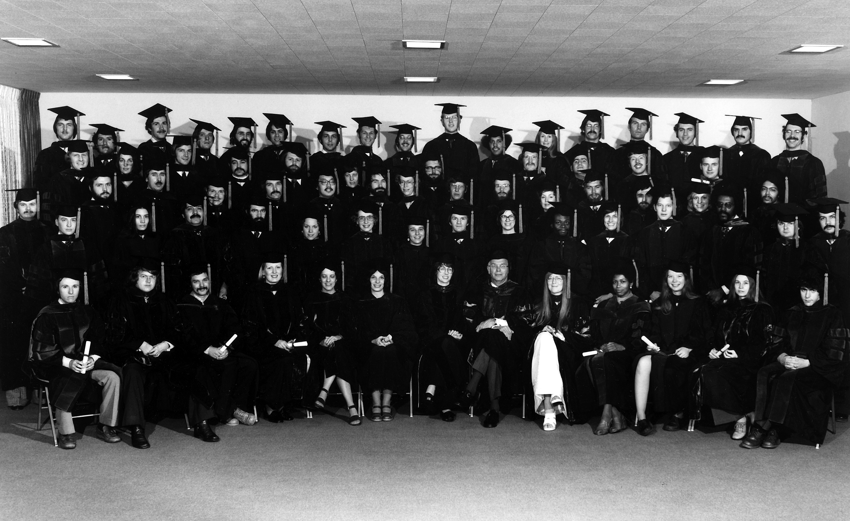 College of Human Medicine<br />Class of 1976 (Graduation)