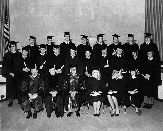 College of Human Medicine Class of 1969 (Graduation)