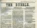 The Bubble; No. 03; July 18, 1868