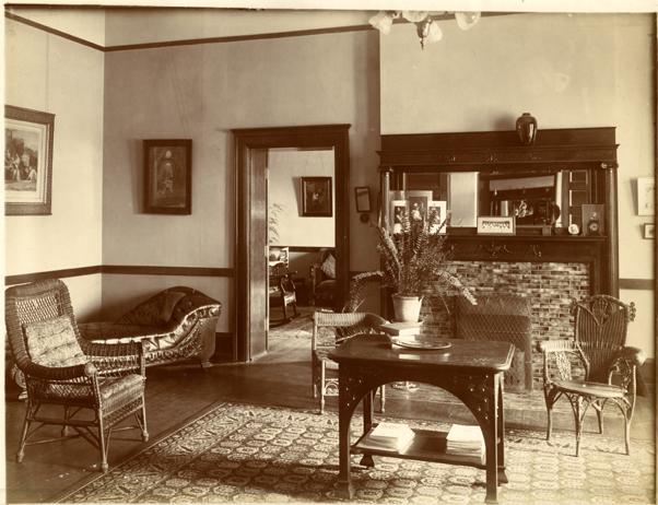 Dean's Office in Morrill Hall, 1912