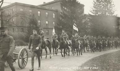 Homecoming Parade, 1921