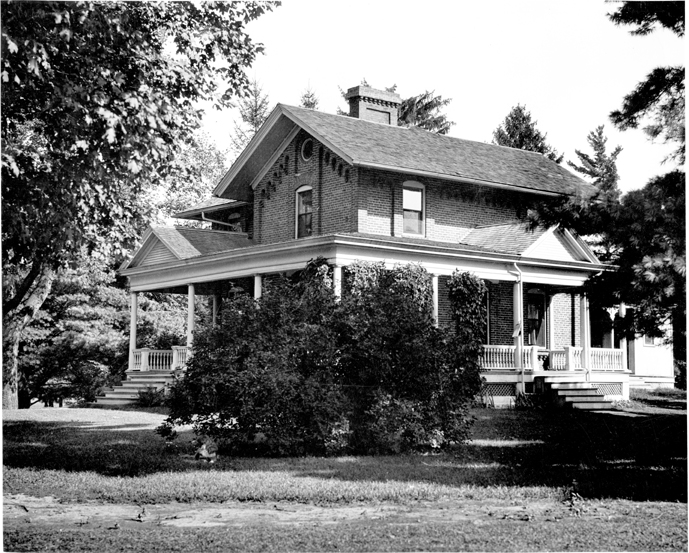 Cowles House, ca. 1920