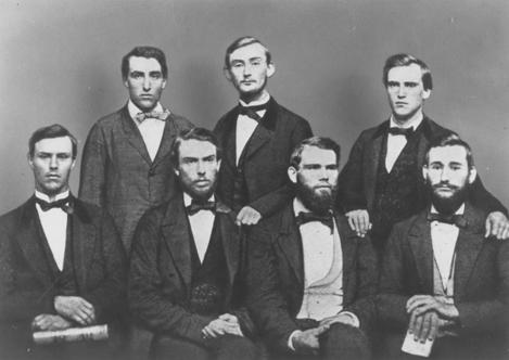 Class of 1861 Portrait