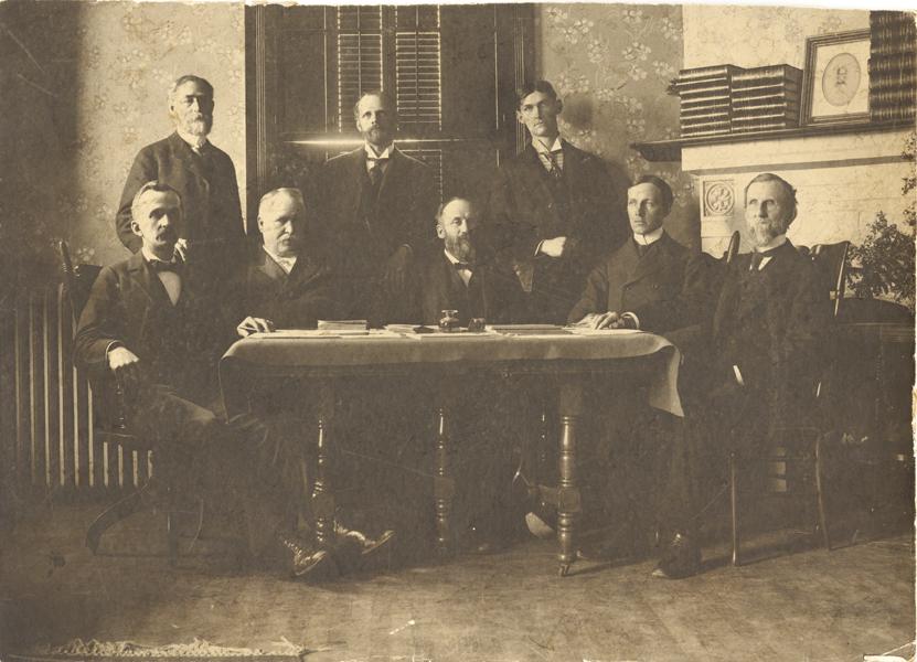 Members of the Board of Trustees