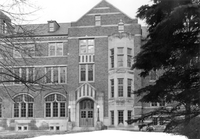 A side view of the Union, 1935