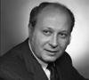 Portrait of Barnett Rosenberg, 1971