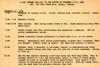 Coup d'Etat Account-November, 1960